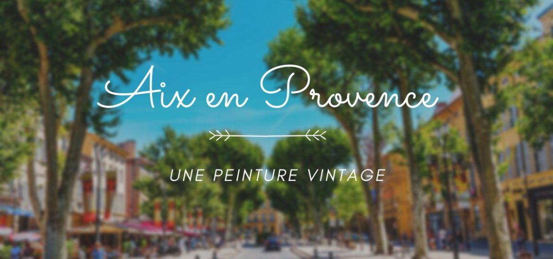 Du lich Aix-en-Provence